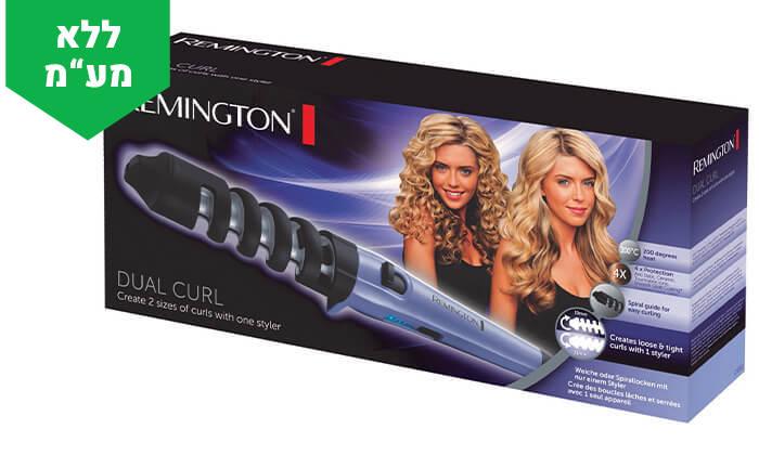 4 מסלסל שיער REMINGTON רמינגטון