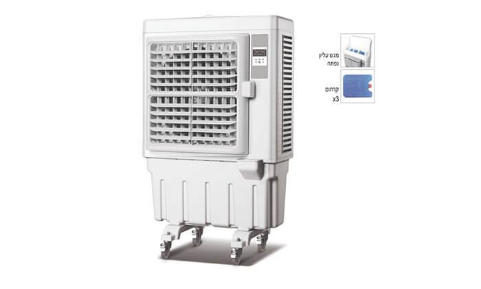 3 מצנן אוויר תעשייתי Krauss דגם KR-8000
