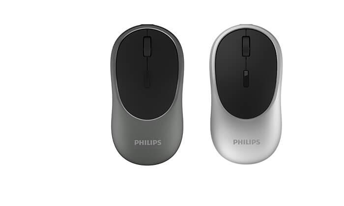 2 עכבר אלחוטי נטען פיליפס PHILIPS