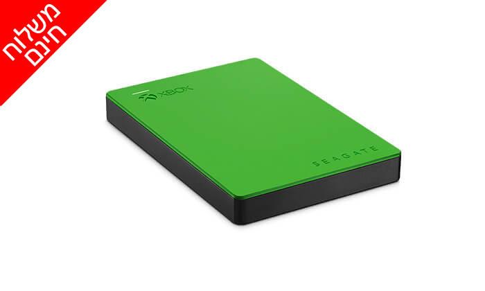 3 דיסק קשיח חיצוני SEAGATE לקונסולות XBOX - משלוח חינם