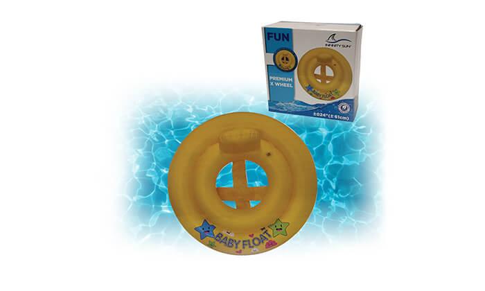 3 גלגל ים לתינוקות אינפיניטי סאן INFINITY SUN