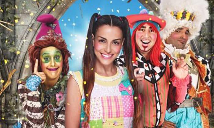 4 הצגות ילדים בבית ציוני אמריקה, תל אביב