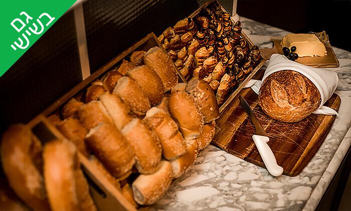 5 ארוחת בוקר בופה ליחיד או לזוג במלון בוטיק טריפ, ירושלים