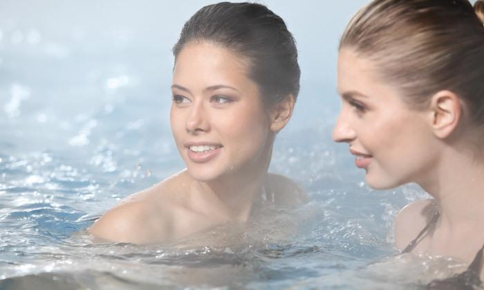 6 חמי געש - יום כיף במרחצאות ובבריכת השחייה