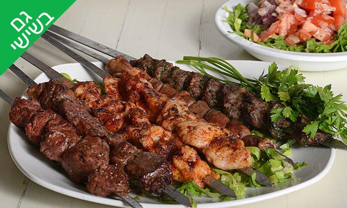7 ארוחה זוגית במסעדת 'תרשיש 9', אילת
