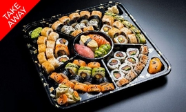 מגש סושי מטוגראשי - מתחם BIG