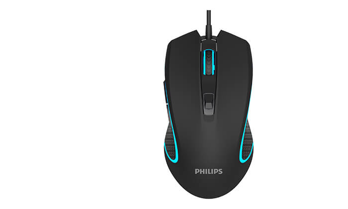 2 עכבר מחשב פיליפס PHILIPS