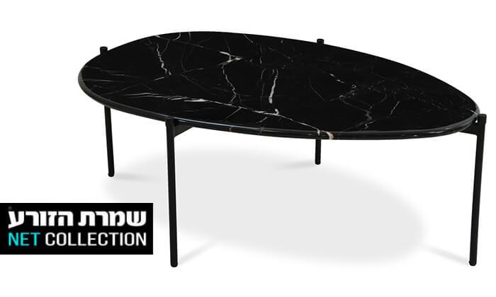 2 שמרת הזורע: שולחן שיש לסלון