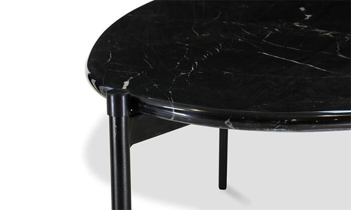 3 שמרת הזורע: שולחן שיש לסלון