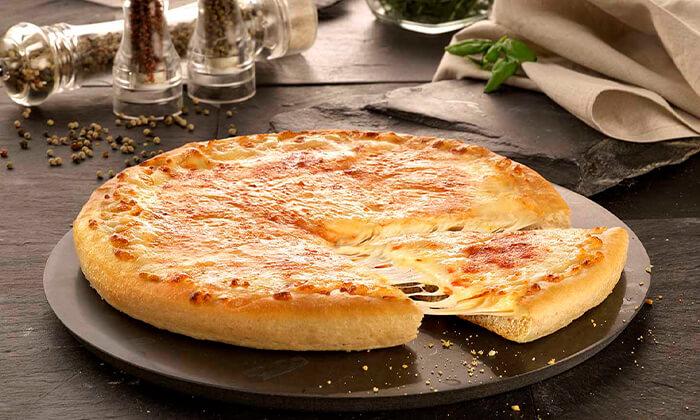 3 פיצה האט אישית, למימוש בסניפי הרשת