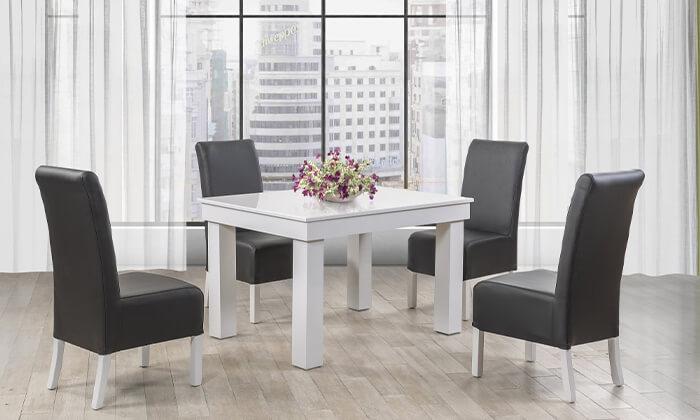 2 שולחן אוכל LEONARDO