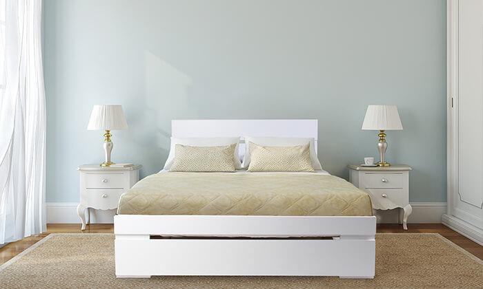 4 אולימפיה: מיטה עם מזרן