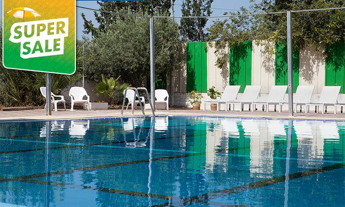 6 מלון עדן אין: חופשה בזכרון יעקב, כולל עיסוי זוגי