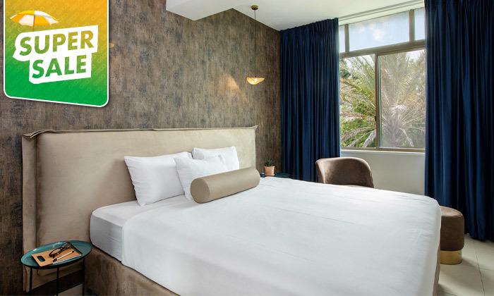 5 מלון עדן אין: חופשה בזכרון יעקב, כולל עיסוי זוגי