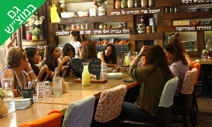3 המבורגר ובירה במסעדת פדרו, אילת