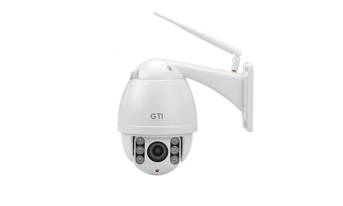 2 מצלמת אבטחה חיצונית ממונעת GTI