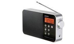 רדיו דיגיטלי SONY