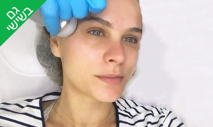 """4 טיפולי פנים - ד""""ר אוריקה סגל מרכז לאסתטיקה רפואית בגבעתיים ובקריית מוצקין"""