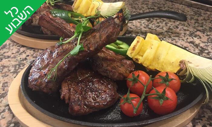 9 ארוחה זוגית במסעדת Rawaq - כפר מאגאר