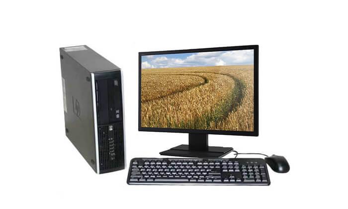 5 מחשב נייח DELL, HP או LENOVO עם מעבד i5