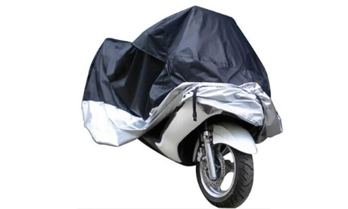 3 כיסוי XL לאופנוע ואופניים
