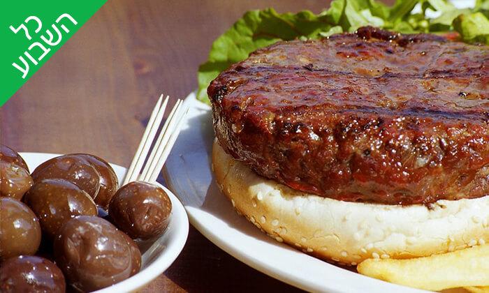 5 ארוחת בשרים ליחיד או לזוג במסעדת קניבר, חיפה עיר תחתית