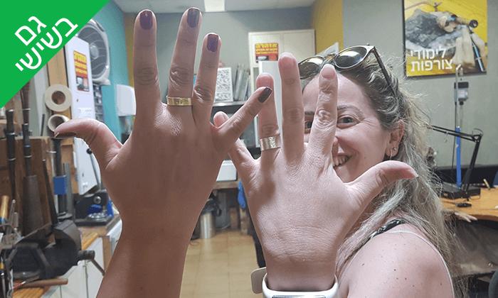 13 סדנת צורפות - בית הספר לצורפות בהנהלת יניב שפירא, תל אביב