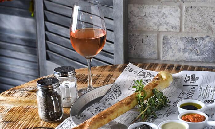 3 מסעדת גליאנו Galliano באגמון החולה - ארוחת שף זוגית