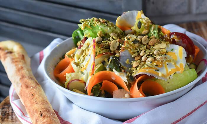 7 מסעדת גליאנו Galliano באגמון החולה - ארוחת שף זוגית