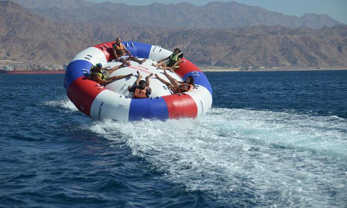 2 ספינר - ספורט ימי באילת