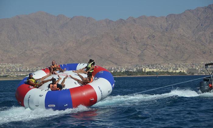 4 ספינר - ספורט ימי באילת
