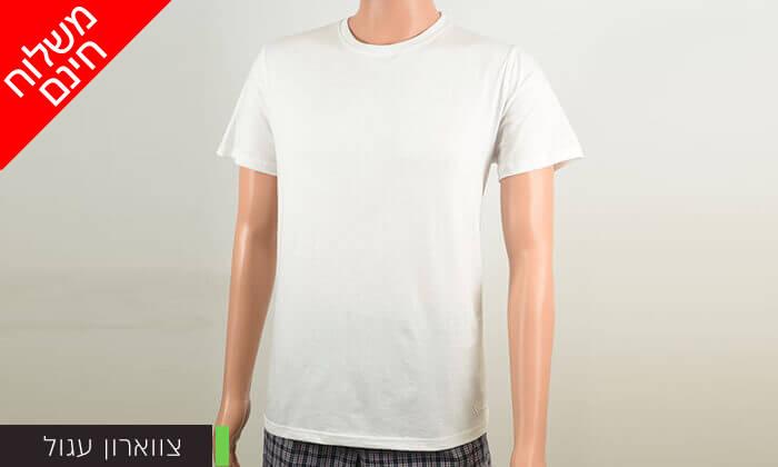 7 דיל ל-72 שעות- סט 9 חולצות טי לגברים SANTA BARBARA POLO CLUB - משלוח חינם