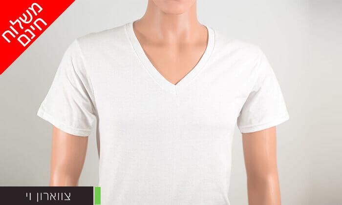 8 דיל ל-72 שעות- סט 9 חולצות טי לגברים SANTA BARBARA POLO CLUB - משלוח חינם