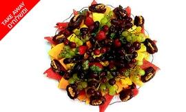 מגש פירות מעוצב 'פרוט אנד פוד'