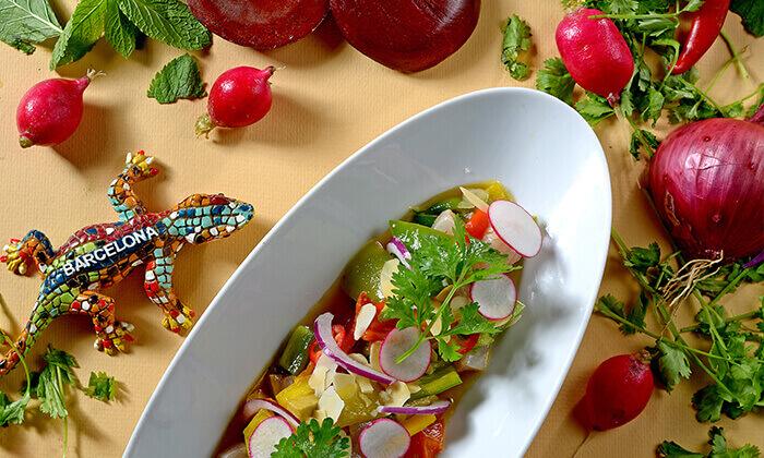 """10 מסעדת טפאו TAPEO הרצליה ות""""א - ארוחת שף זוגית"""