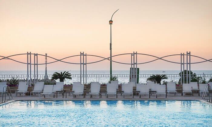 7 יום כיף במלון לאונרדו אשקלון