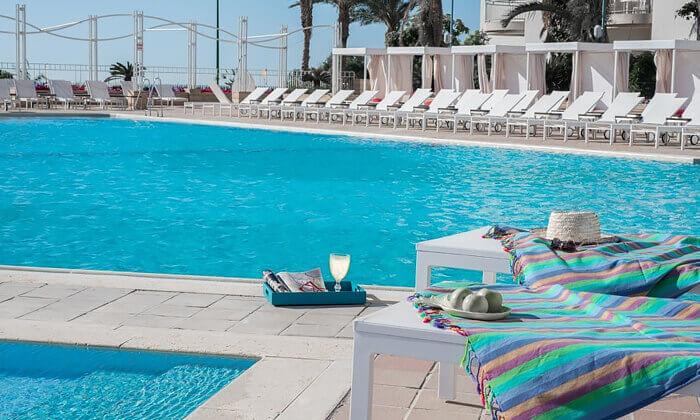 2 יום כיף במלון לאונרדו אשקלון