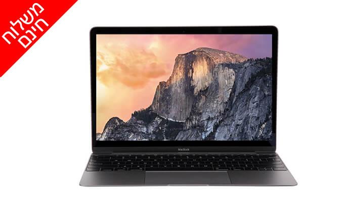 5 מחשב נייד מקבוק Apple Macbook עם מסך 12 אינץ'