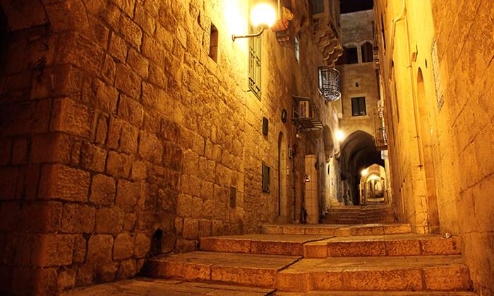 3 סיור סליחות בשכונות החרדיות ובעיר העתיקה בירושלים, ירושלים