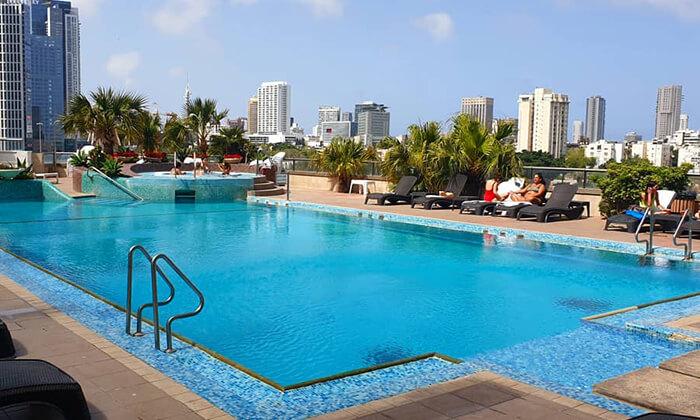 3 יום פינוק בספא סיטי טאוור - מלון לאונרדו, רמת גן