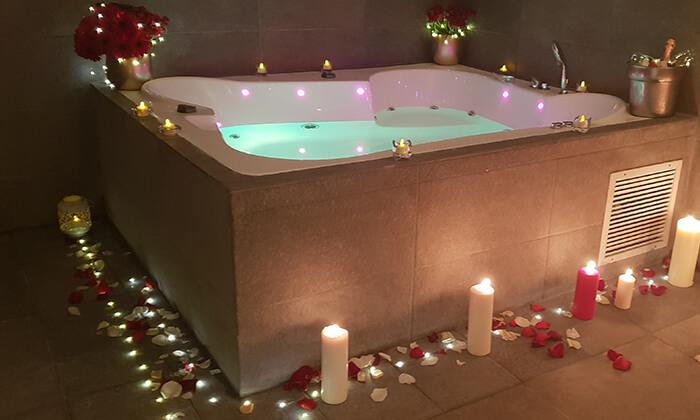 5 יום פינוק בספא סיטי טאוור - מלון לאונרדו, רמת גן