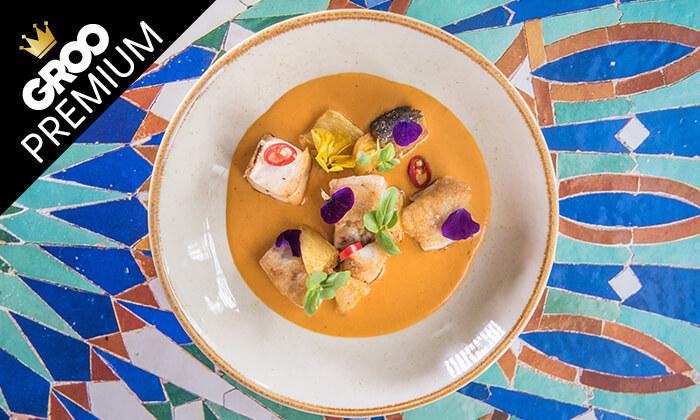 10 מסעדת עלמא, ליד חוף הים של אשדוד - ארוחת פרימיום זוגית