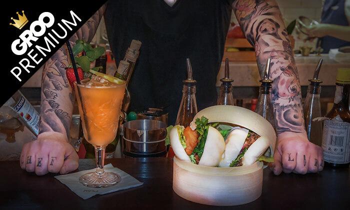 6 מסעדת עלמא, ליד חוף הים של אשדוד - ארוחת פרימיום זוגית