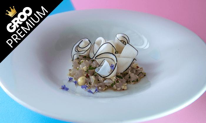 13 מסעדת עלמא, ליד חוף הים של אשדוד - ארוחת פרימיום זוגית