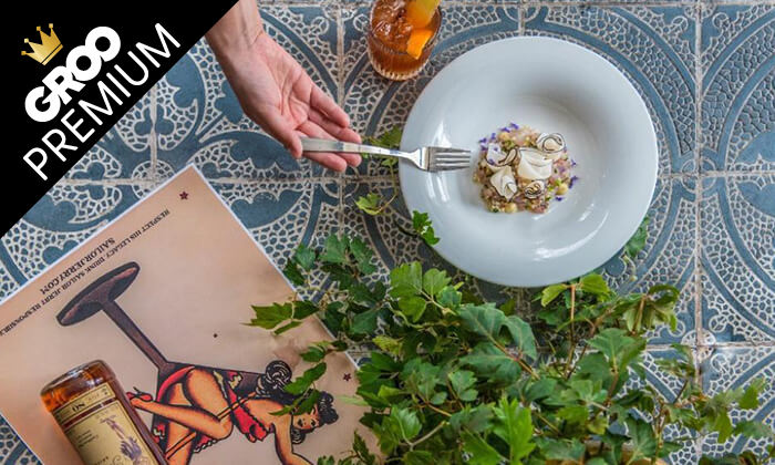 15 מסעדת עלמא, ליד חוף הים של אשדוד - ארוחת פרימיום זוגית