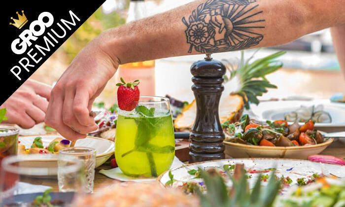 19 מסעדת עלמא, ליד חוף הים של אשדוד - ארוחת פרימיום זוגית
