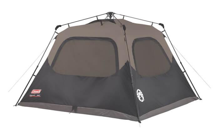 6 אוהל ל-6 אנשים Coleman