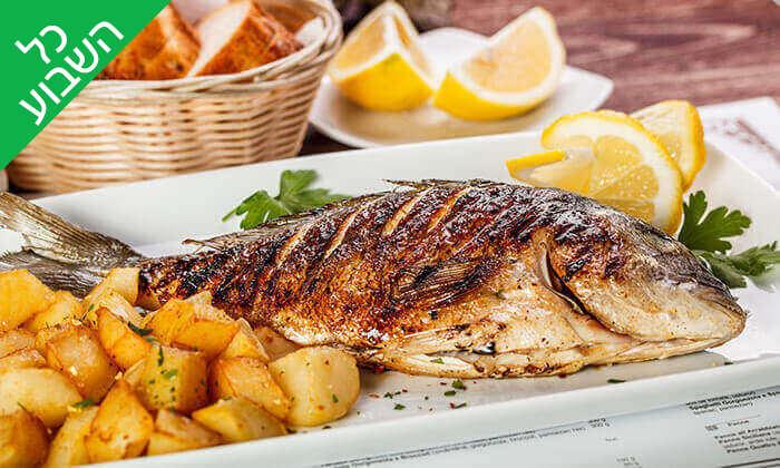 4 ארוחה זוגית במסעדת ביירות, ראשון לציון