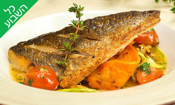 2 ארוחה זוגית במסעדת ביירות, ראשון לציון