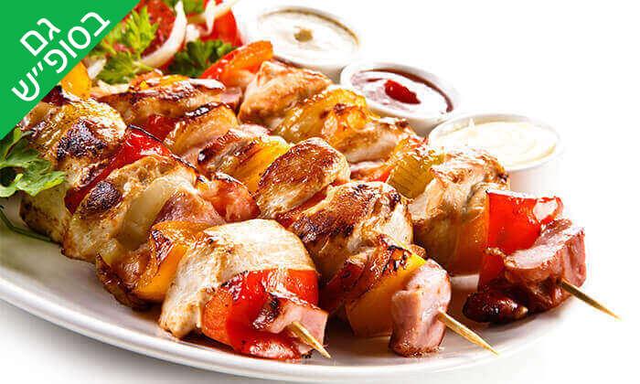 3 ארוחת בשרים זוגית במסעדת ביירות, ראשון לציון